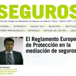 Reglamento Europeo De ProteccionDeDatos En La Mediacion De Seguros