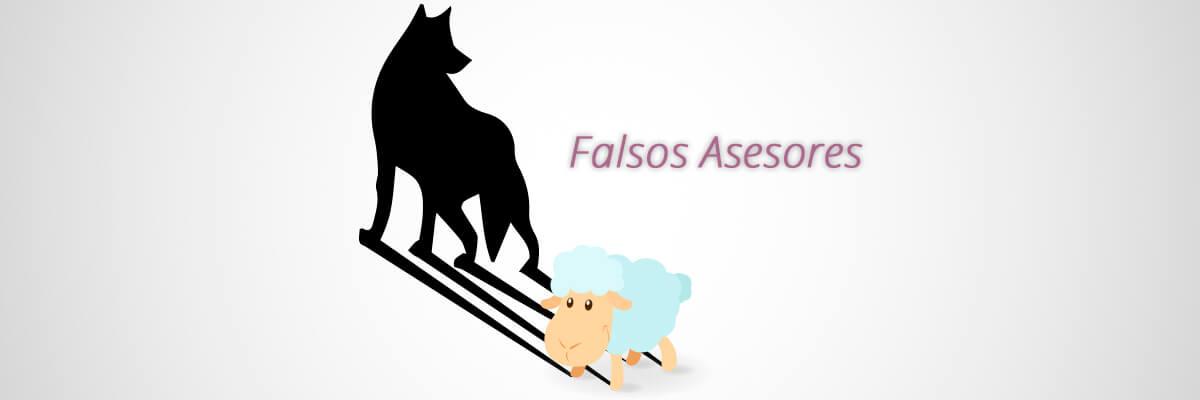 Falsos asesores se aprovechan…