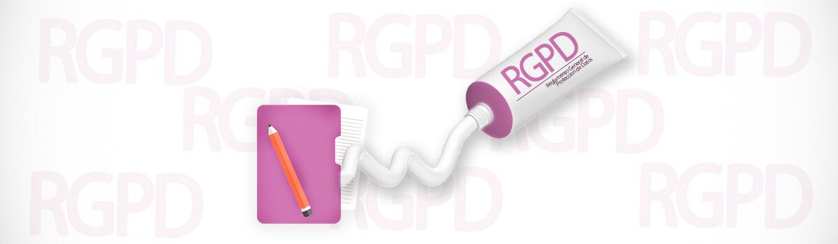 Datos personales donde no se aplica el RGPD